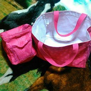 Hot pink thirty one bundle